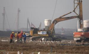 上海依法拆违近15000平方米,为迪士尼项目清场腾地