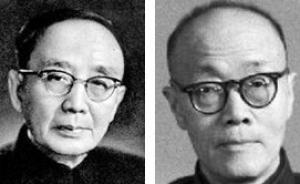 史家之眼︱教授评级:为什么陈寅恪二级、冯友兰六级?