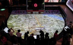 2020年后上海将有21条地铁线路,总里程超过800公里