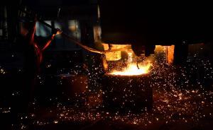 新常态下中国钢产量迎峰值,全球矿业巨头赌输1200亿美元