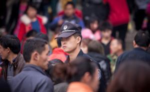 广州警方追凶时遇顽抗,一辅警被嫌犯匕首突袭刺中身亡
