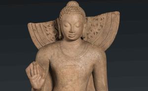 佛陀在鹿野苑初次说法是怎样的场景?请来上海博物馆看佛像