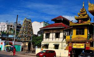 在缅甸发现中国︱同样都是殖民地,缅甸只是印度的一个省