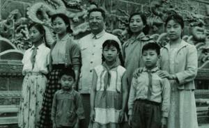习仲勋和习近平的家庭相簿:20多张照片,近50年光影瞬间