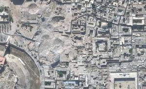 卫星俯瞰下的叙利亚,告诉你战争对城市意味着什么