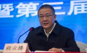最高法第二巡回法庭首任庭长胡云腾是个怎样的法官?
