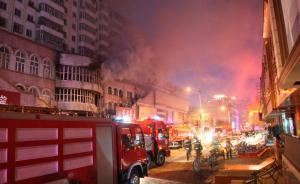 黑龙江官方否认拿消防战士生命开玩笑:官兵未进入楼体强攻