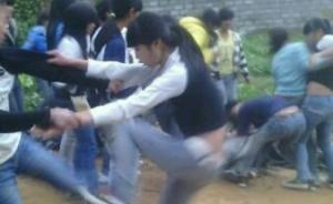 广西初中女生因抢接热水打群架,官方:经思想教育已握手言和