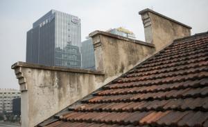 1910年上海石库门民居经历了第一次转型,但马头墙还在