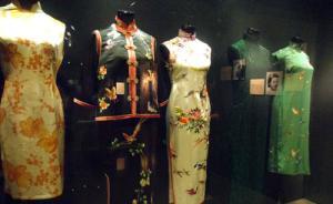 上海滩名媛渐次老去,这些旗袍留下了她们的绝代风华