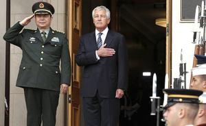 """美国推迟对华军事交流?中国国防部称美媒报道""""匪夷所思"""""""
