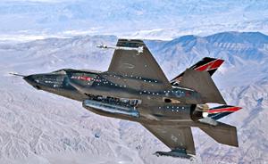 澳大利亚欲购58架F-35战机