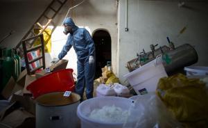 """上海最大毒品案告破:""""毒师""""深藏广东山区炼毒,缴获超2吨"""