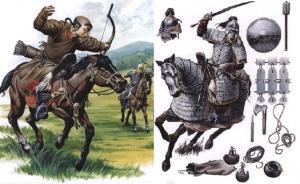 蒙古骑兵何以天下无敌?