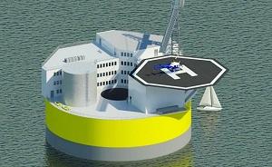 麻省理工提出海上浮动核电站概念