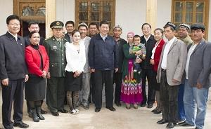 习近平十八大后首次考察新疆:反恐维稳要有好兵法和有效武器