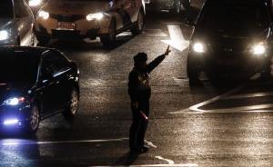 """上海交警""""冬季战役""""最严执法查获各类交通违法229万起"""
