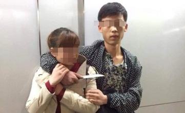 上海一男子劫持女孩只为吃牢饭 三路人助女孩脱困
