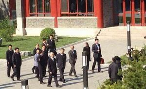 习近平五四青年节到北京大学参观