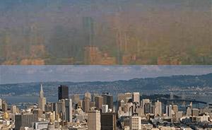 """如何治理雾霾?""""空气污染之都""""洛杉矶半个世纪的教训和成就"""