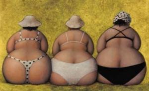 上海女性45岁后肥胖率超男性,专家:照顾家庭没有时间锻炼