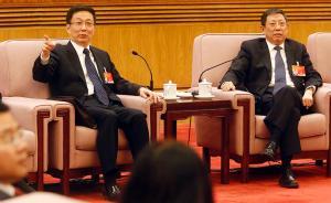 上海市委书记韩正:经济增长不是不要GDP,而是不唯GDP