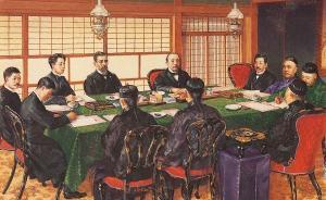 马关条约签约120年︱李鸿章挨了一枪,大清省了一亿两?