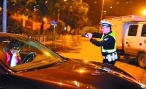 上海交警被拖行身亡,一线警察全面配枪争议再起