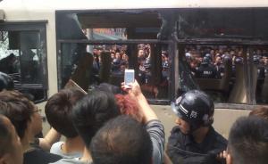 温州苍南县宣判一起群体性打砸犯罪案,22名现场打砸者获刑