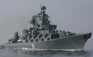 俄舰队起航赴中国参加军演 普京同期访华