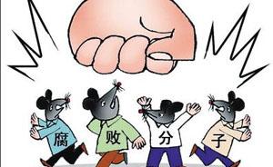 四川广安官场地震:两月来十余名干部落马