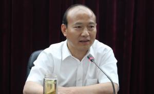 安徽宿州市委常委、组织部长蒋昌盛被查,曾在淮南任职30年