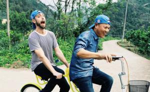 橘子哥和马特:9天中国之旅结下友谊,故事已被拍成纪录片
