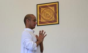 莫汉达,印度来的瑜伽士