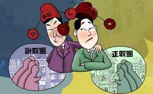 """中纪委网站约稿""""漫画之乡""""揭官场""""为领导服务""""等8种歪风"""