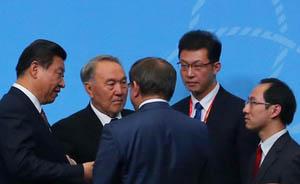亚信峰会发表上海宣言:共同限制暴恐,互不支持分裂势力