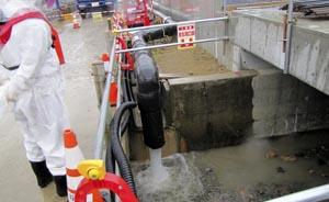 绕过福岛核电站防止二次污染,日本抽取地下水直排大海