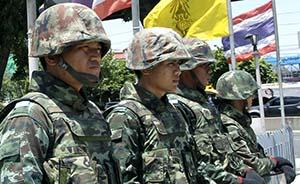 泰国80年来第19次政变:军方暗度陈仓,中止宪法实施宵禁