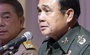 泰国军方宣布陆军司令巴育担任代理总理