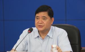 广西自治区司法厅副厅长梁振林等5人接受组织调查