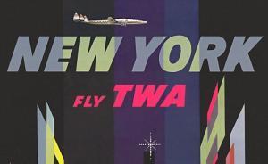 世界那么大,想和谁一起看?复古海报带你重回旅行黄金时代