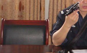 四川合江一交警副大队长被曝带女下属开房后丢枪