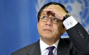 """澎湃对话泰国外交部秘书:中泰""""大米换高铁""""会继续"""
