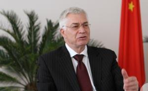 澎湃对话|乌克兰驻华大使:政局不会影响中乌协议