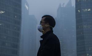 雾霾加速日本人逃离中国,上海20年来首现负增长