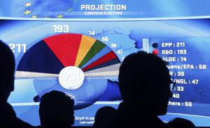 欧洲向右!欧洲议会选举极右翼政党集体崛起