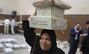 埃及今日总统大选,军方强人塞西稳操胜算