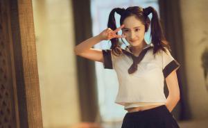专访|杨幂:虽然当了妈,但我一直怀着少女心