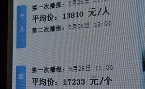 杭州限牌后首次竞拍,个人车牌均价19608元超天津