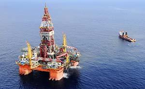 中国西沙钻井平台转场,越南渔船干扰时倾覆